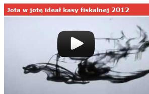 Jota w jotę ideał kasy fiskalnej 2012
