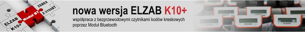Nowa wersja ELZAB K10+