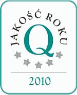 Jakość roku 2010