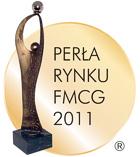 Perła Rynku FMCG 2011 dla drukarki ELZAB Mera E