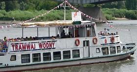 Warszawski tramwaj wodny