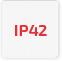 Stopień ochrony IP42