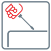 Test panela dotykowego