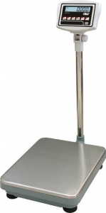 Elektroniczna waga pomostowa DIBAL PVC-5, LCD, akumulator