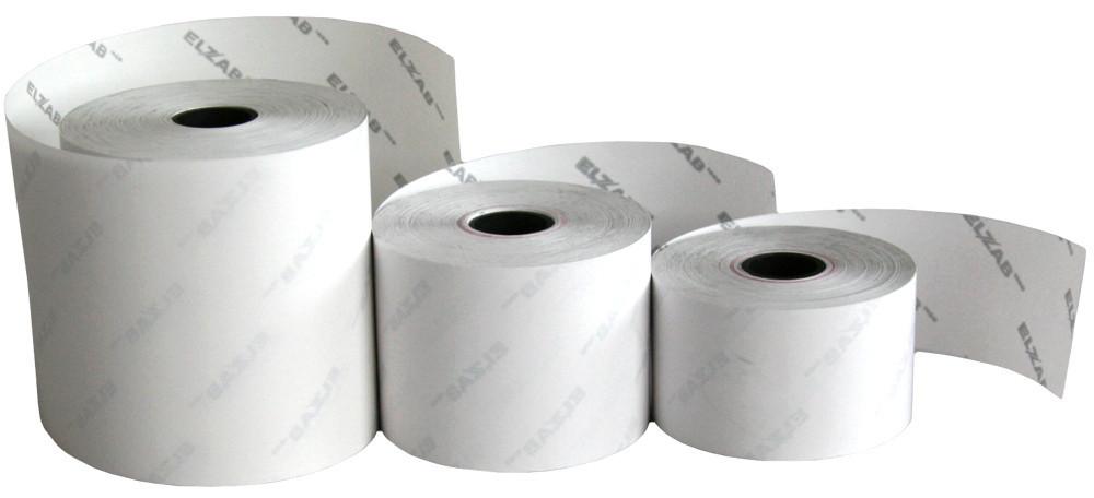 Rolki papieru termicznego do kas i drukarek