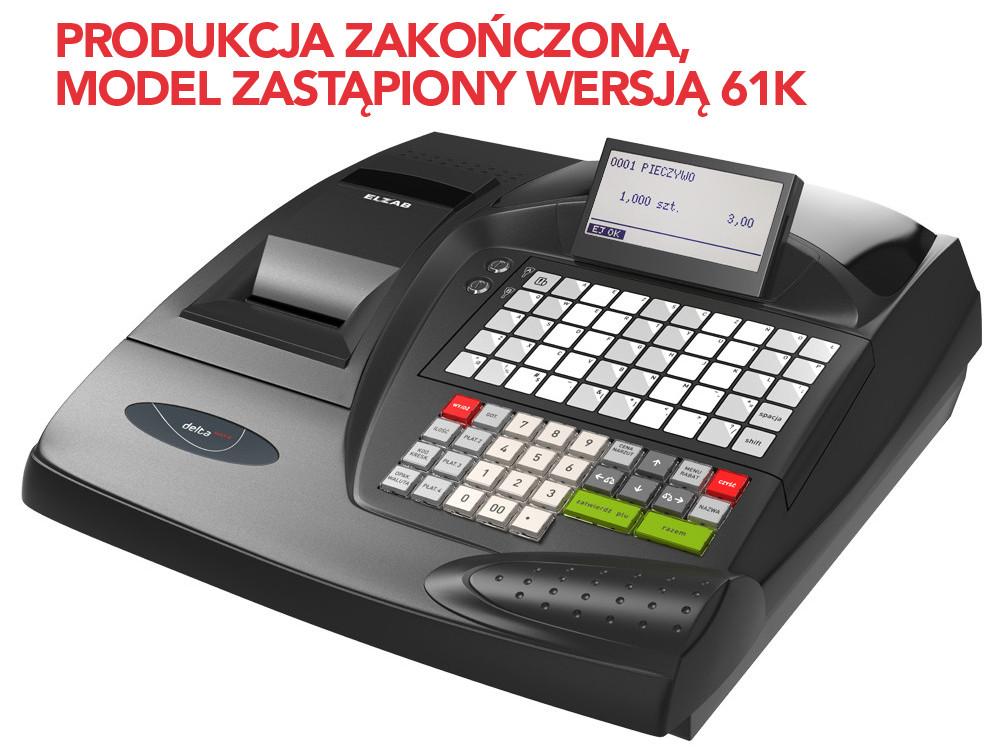 Kasa ELZAB Delta Max E 40K