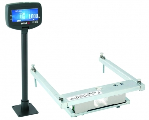Neptun 2, electronic scale for mounting in the countertop