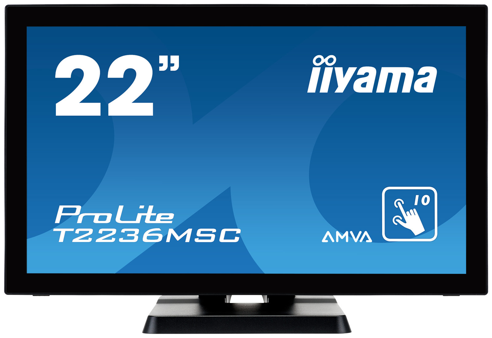 Monitor dotykowy T2236MSC-B2
