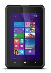 Tablet Newland NQ800 , urządzenie interaktywne, sprawdza ceny, obsługuje programy lojalnościowe