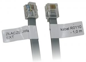 Przewód JOTA/DELTA - RAD(EXT) /1m