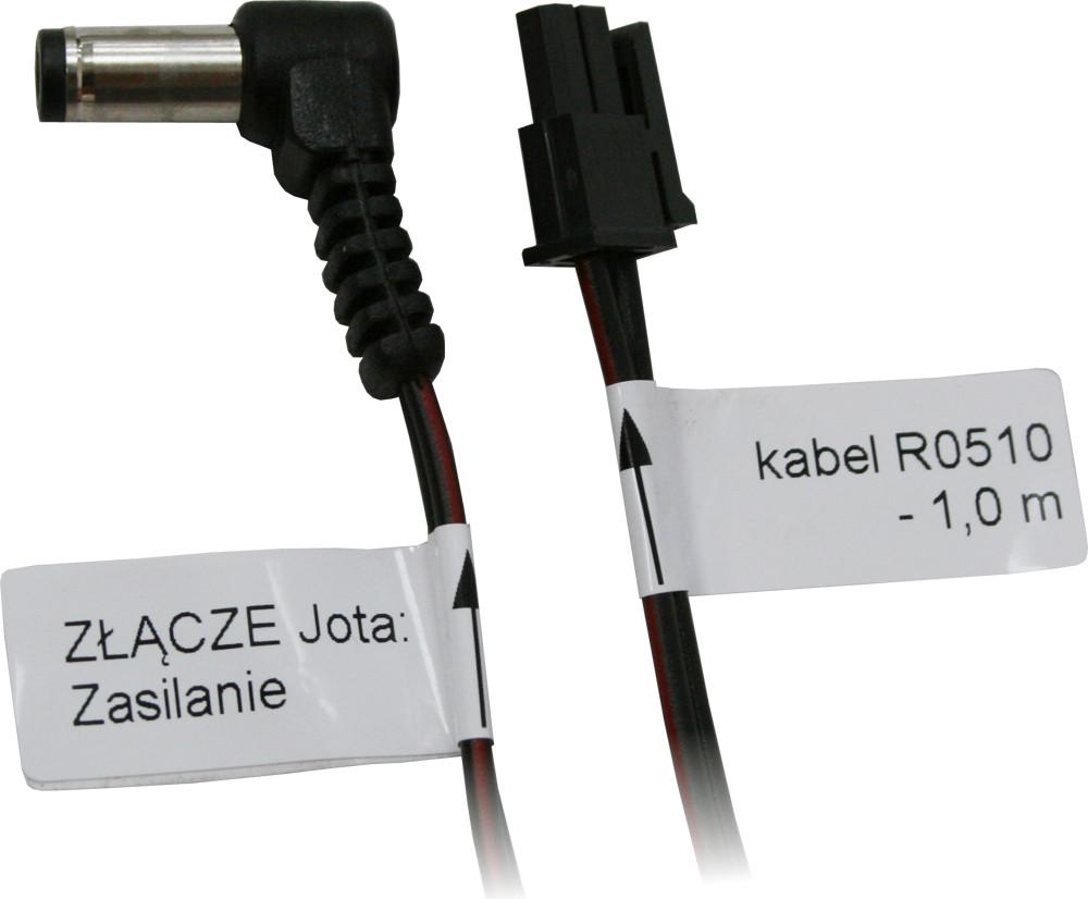 Przewód JOTA zasilanie z RAD /1m