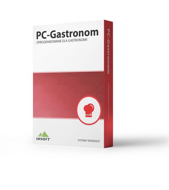 PC-Gastronom - Standard – stanowisko POS dla gastronomii