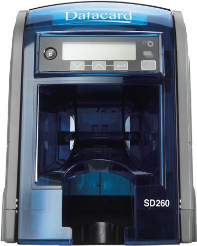 Drukarka kart plastikowychDatacard SD260