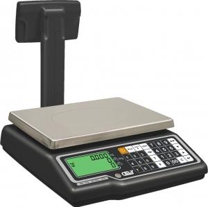 Waga sklepowa kalkulacyjna DIBAL G-325, RS232, akumulator