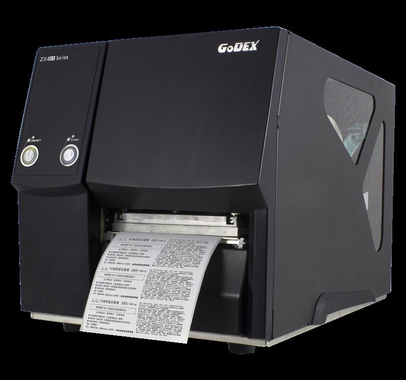 Przemysłowa drukarka etykiet Godex ZX430