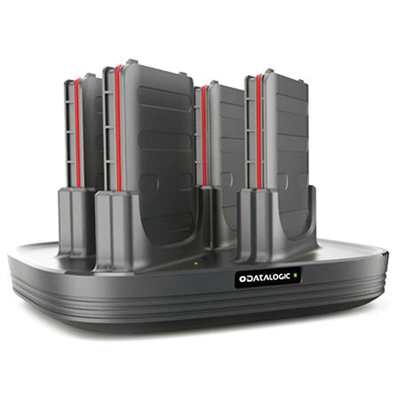 94A150034 4-pozycyjna ładowarka baterii