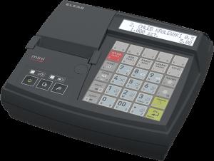 Kasa fiskalna ELZAB Mini LT online Bluetooth/ WiFi, grafitowa