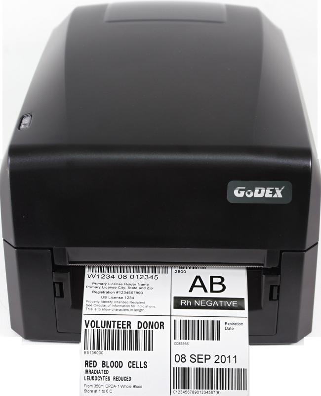 Drukarka etykiet Godex GE300