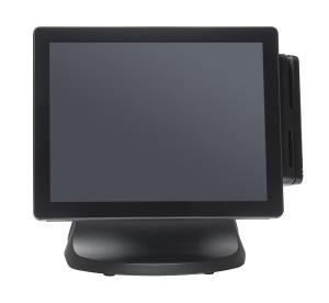 Terminal POS ELZAB P12+ PRO z ekranem dotykowym, pojemnościowy, czarny i5-72U/8GB/256GB, polecany dla HoReCa