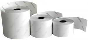 Rolka pap. termicz. 57,5mm/80m/48szt biała do kas i drukarek