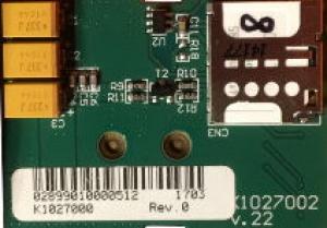 Moduł zewnętrzny Bluetooth/ GPRS, akcesoria