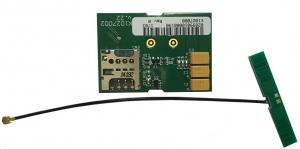 Modem GPRS z anteną, akcesoria