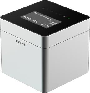 Drukarka fiskalna heavy duty ELZAB Cube ONLINE z elektrycznym mechanizmem otwierania pokrywy drukarki