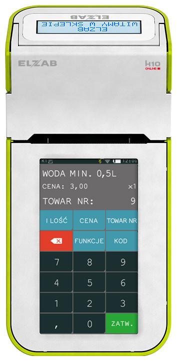ELZAB K10 ONLINE BT/ WiFi/ EX