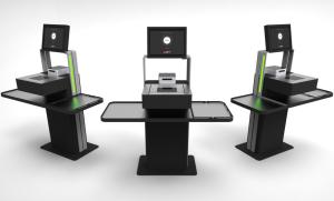 Kasa samoobsługowa ELZAB online z modułem płatności bezgotówkowej