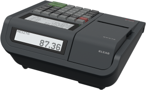 Kasa fiskalna ELZAB Jota online LAN, Bluetooth/ WiFi, grafitowa