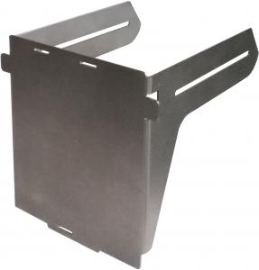 Zestaw montażowy 1 - stanowi dodatkowe wyposażenie kasy. Służy do zamontowania zestawu operatora w tylnej części kasy.