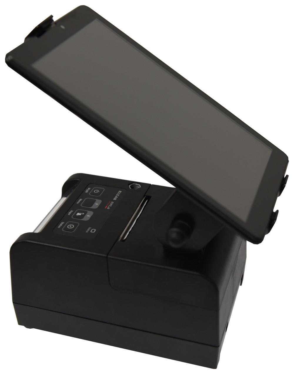 Uchwyt do tabletu lub smartfona dedykowany dla drukarki ELZAB Zeta