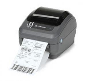 Biurkowa drukarka etykiet Zebra GK420d