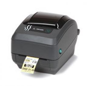Biurkowa drukarka etykiet Zebra GK420t