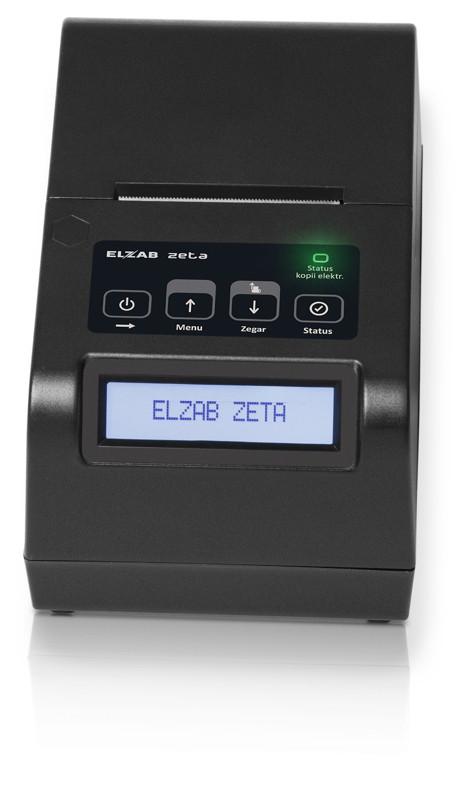 Drukarka fiskalna ELZAB Zeta