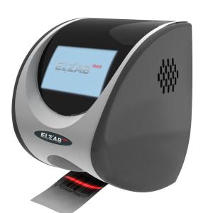 Sprawdzarka cen ELZAB LLT, LAN, czytnik liniowy linear imager, sprawdza i wyświetla cenę towaru