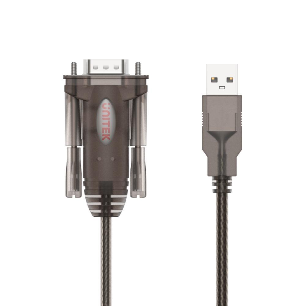 Konwerter USB/RS232 Unitek Y-105