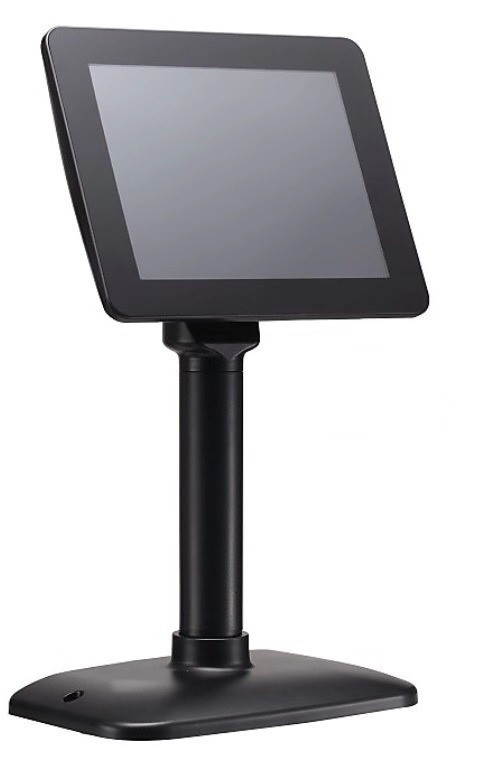 MONITOR ELZ-M8 USB Czarny