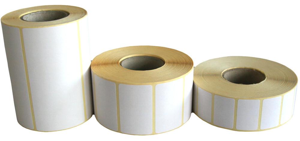 Etykiety termotransferowe do drukarek
