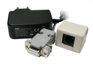 Interfejs Prima/Komputer z zasilaczem, akcesoria do wag