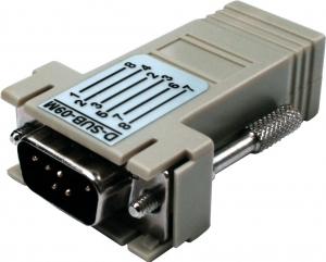 Przejściówka kasa ELZAB Delta – modem, akcesoria