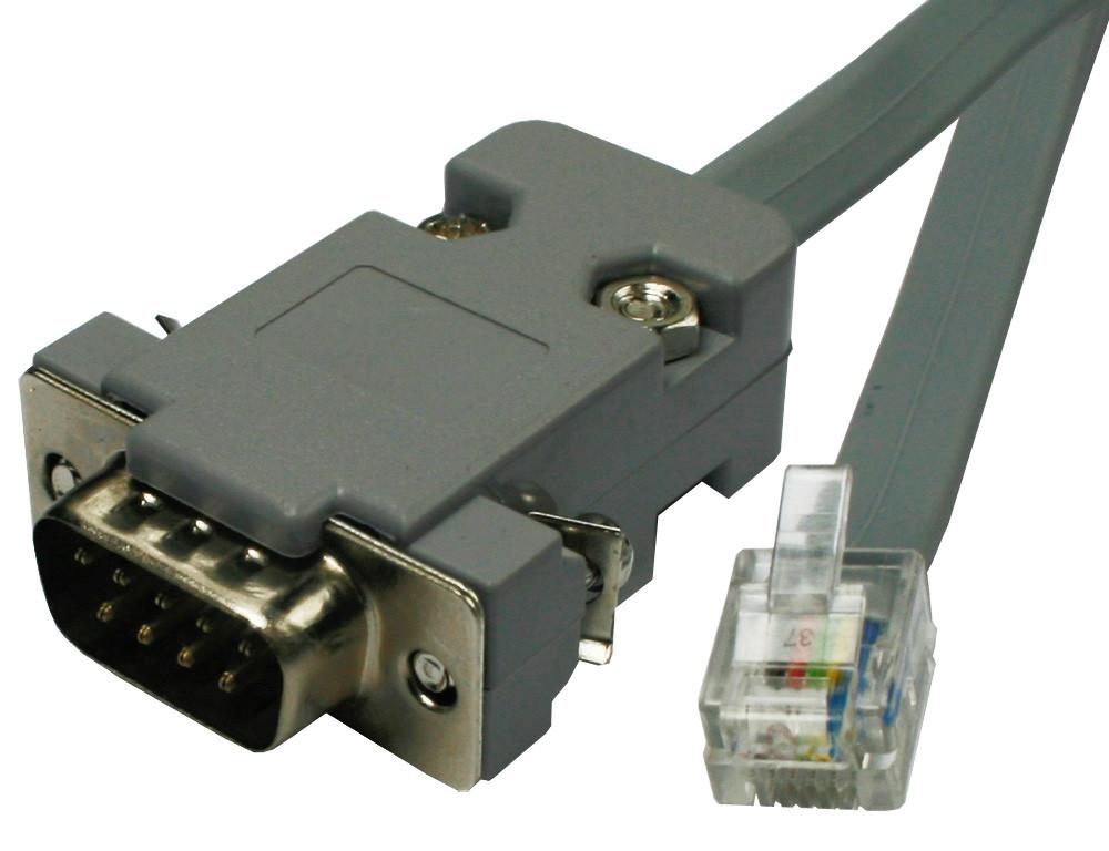 Kabel wagi DIBAL SPC DSUB9-M/RJ12