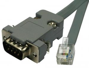 Kabel wagi DIBAL SPC DSUB9-M/RJ12, akcesoria do wag