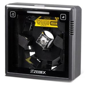 Zebex Z-6182 Shikra in counter barcode scanner
