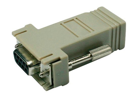Prima/RJ12-DSUB9 adapter